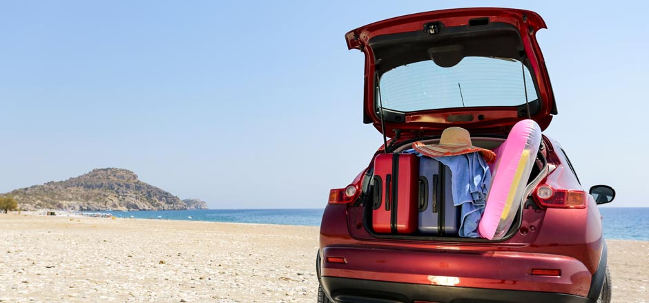 meilleur volume grand sélection spéciale de Vos bagages en voiture sont-ils assurés en cas de vol ? - MAAF